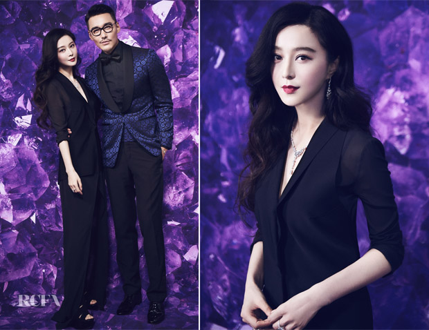 Fan Bingbing In La Perla - La Perla Spring 2018 Fashion Show