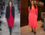Gabrielle Union In Victoria Beckham - 'We're Going To Need More Wine' Book Presentation