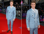Garrett Hedlund In Prada - 'Mudbound' London Film Festival Premiere