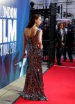 Anya Taylor-Joy In Dolce & Gabbana - 61st BFI London Film Festival Awards
