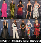 Who Was Your Best Dressed At The InStyle Awards?