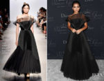 Isabela Moner In John Paul Ataker - 2017 Princess Grace Awards Gala