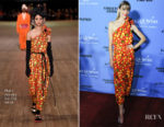 Jaime King In Marc Jacobs - PAPER Magazine Runway Benefit For Make-A-Wish Foundation