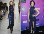 Jaimie Alexander In David Koma - 10th Annual Action Icon Awards
