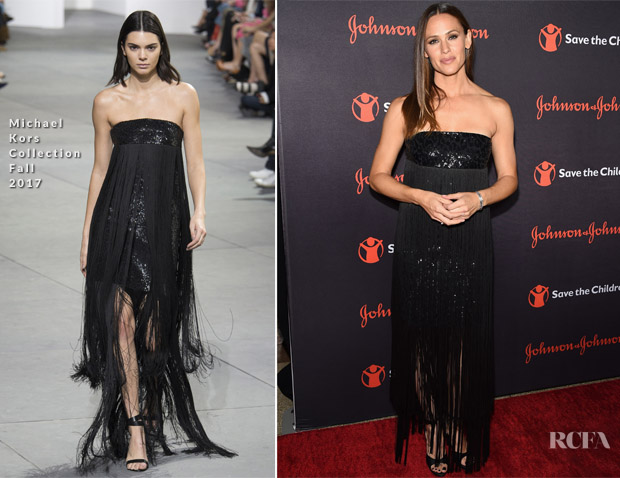 Jennifer Garner In Michael Kors Collection - 5th Annual Save The Children Illumination Gala