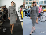 Jessica Chastain In Ralph Lauren  - Power To Shake It Up Panel