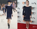 Julianne Moore In Chanel Couture - 'Wonderstruck' New York Film Festival Premiere
