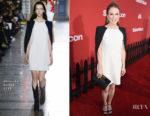 Julianne Moore In Givenchy - 'Suburbicon' LA Premiere