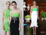 Kate Hudson In David Koma - The Ellen DeGeneres Show