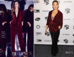 Kate Hudson In Ezgi Cinar & Dorothee Schumacher - Fast Company Innovation Festival