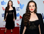 Katherine Langford In Dolce & Gabbana - 6th Annual Australians in Film Award & Benefit Dinner