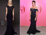 Katie Holmes In Zac Posen - Holt Renfrew Celebrates Its 180th Anniversary