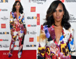 Kerry Washington In Roberto Cavalli - 2017 GLSEN Respect Awards
