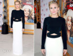Kristen Bell In Michael Kors Collection - 'A Bad Moms Christmas' LA Premiere