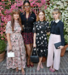 Laverne Cox, Brittany Snow & Natalia Dyer In Kate Spade New York - CFDA/Vogue Fashion Fund Show