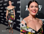 Mandy Moore In Dolce & Gabbana - Variety New Leaders Event