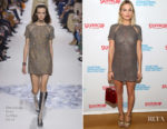 Margot Robbie In Christian Dior -  ' I, Tonya' Hamptons International Film Festival Screening