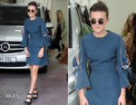 Millie Bobby Brown In Roksanda - ITV Studios