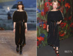 Naomi Watts In Christian Dior - 'Take Home A Nude' Art Party