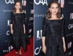 Natalie Portman In Christian Dior - L.A. Dance Project's Annual Gala