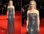 Nicole Kidman In Prada - 'Killing Of A Sacred Deer' London Film Festival Premiere
