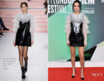 Olivia Cooke In Philosophy di Lorenzo Serafini - 'Thoroughbreds' London Film Festival Premiere
