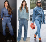 Paris Fashion Week 'All-Denim' Trend