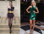 Pixie Lott In Saint Laurent - 'Won't Forget You' Single Launch Party