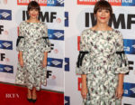 Rashida Jones In Erdem - 2017 Courage In Journalism Awards