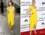 Renee Zellweger In Carolina Herrera - 'Same Kind Of Different As Me' LA Premiere