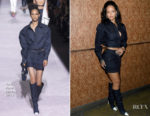 Rihanna In Tom Ford - Vogue's Forces Of Fashion Conference