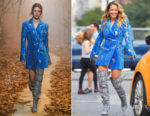 All The Looks From Rita Ora's 'Anywhere' Music Video Shoot