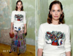 Ruth Wilson In Christian Dior - 'How To Talk To Girls At Parties' London Film Festival Party