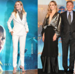 Sylvia Hoeks In Pallas Paris & Loewe - 'Blade Runner 2049' Tokyo Press Conference & Premiere