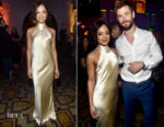 Tessa Thompson In Galvan -  'Thor: Ragnarok' Premiere After Party