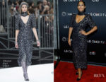 Tracee Ellis Ross In Chanel - PaleyFest NY 2017 - 'Black-ish'
