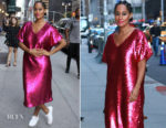 Tracee Ellis Ross In J.C. Penney - The Late Show With Stephen Colbert