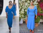 Tracee Ellis Ross In Prabal Gurung - CFDA/Vogue Fashion Fund Show