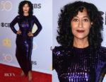 Tracee Ellis Ross In Preen -  CBS' 'The Carol Burnett Show 50th Anniversary