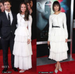 Who Wore Prabal Gurung Better? Laura Haddock or Nina Dobrev?