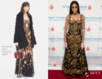 Winnie Harlow In Christian Dior - T.J. Martell 42nd Annual New York Honors Gala