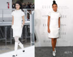 Yara Shahidi In Chanel - ELLE's 24th Annual Women in Hollywood Celebration