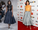 Zendaya Coleman In Calvin Klein - 2017 GLSEN Respect Awards