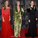 9th Annual Governors Awards Red Carpet Roundup
