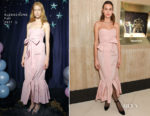 Alexa Chung In ALEXACHUNG - Tiffany & Co. Boutique Selfridges Birmingham Opening