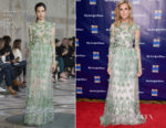Allison Williams In Giambattista Valli Couture - 2017 Gotham Independent Film Awards
