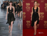 Amber Heard In Mugler - 2017 GQ Men Of The Year Awards