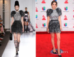 Ana De Armas In Ralph & Russo Couture - 2017Latin Grammy Awards