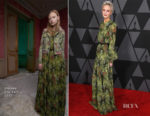 Andrea Riseborough In Giamba - 9th Annual Governors Awards