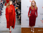 AnnaSophia Robb In Max Mara - 'Make Equality Reality' Gala